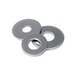 saibe plate DIN 9021 M 5*15*1,20 Inox/100 buc